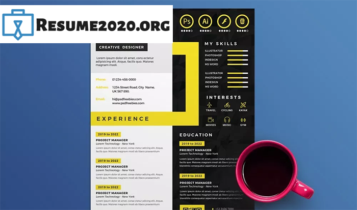 The best resume 2020